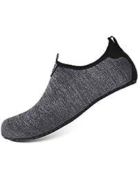Water Sports Shoes for Women Men Quick Dry Aqua Socks...