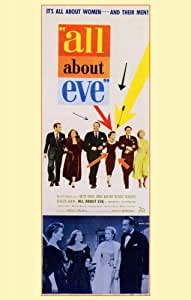 All About Eve - Movie Poster - 11 x 17