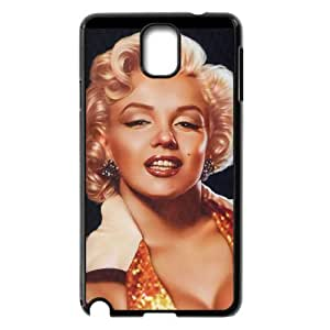 C-EUR Customized Print Marilyn Monroe Hard Skin Case Compatible For Samsung Galaxy Note 3 N9000
