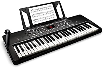 Alesis 54-Key Electric Keyboard Piano with Speakers