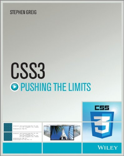 CSS3 Pushing the Limits by Stephen Greig, Publisher : Wiley
