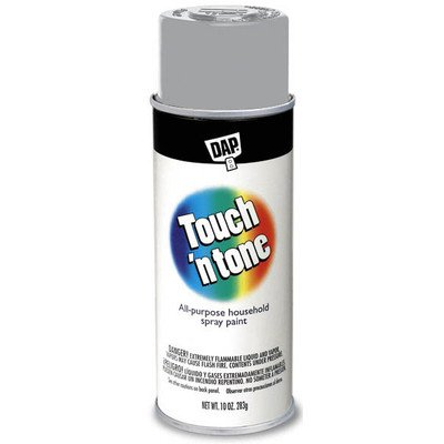10 Oz Aluminum Touch N Tone® Spray Paint [Set of 6]