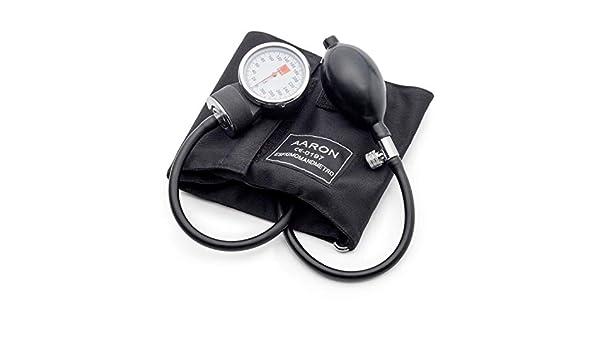 Tensiómetro aneroide AARON® | brazalete ajustable. Kit ...