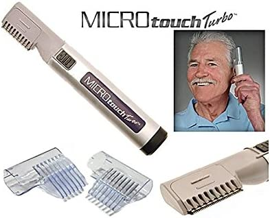Takestop® Afeitadora MicroTouch Turbo Magic Micro Touch para Peli ...