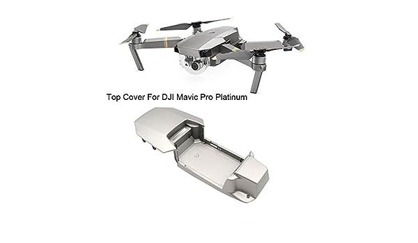 Original DJI Mavic Air Body Shell Upper Cover Top Case Decorative Repair Parts