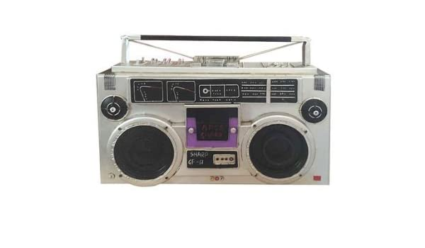 Vintage Decoración Retro viejo radio bar accesorios ...