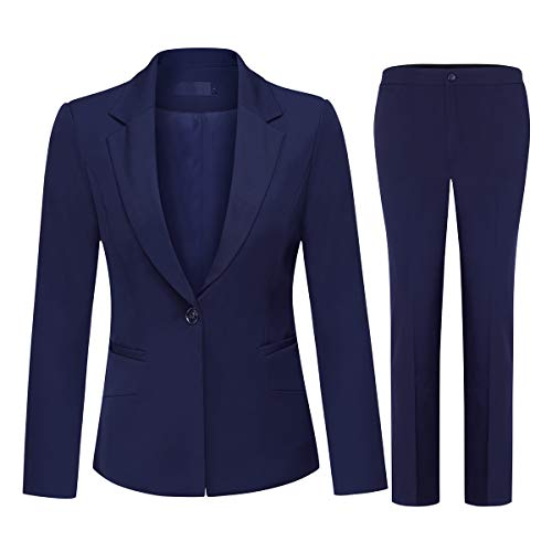 Women's 2 Piece Business Suit
