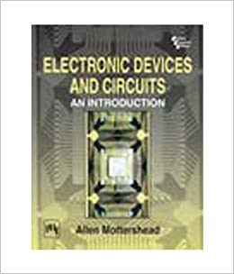 Electronic Devices And Circuits By Allen Mottershead Ebook
