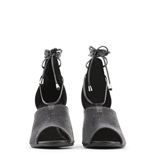 Made In Italia SandalsWomen Black qLHrFEdP