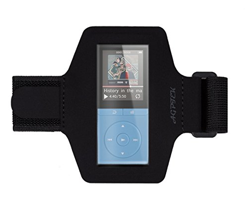 AGPTEK MP3 Player Armband, New Version Adjustable Sport Running Jogging Arm Band for AGPTEK A02/ A20/ A01(S/T)/ C5/ M6/M16/ A05/ X15/ X05/ C3 MP3 Player Holder