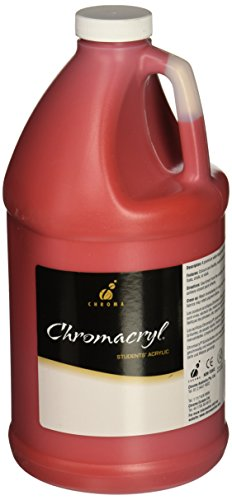 Chroma Chromacryl Non-Toxic Premium Acrylic Paint - 1/2 g...