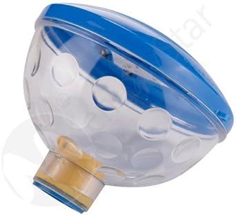 MostroMania Proyector Sumergible - Luces LED para Bañera de Baño y ...
