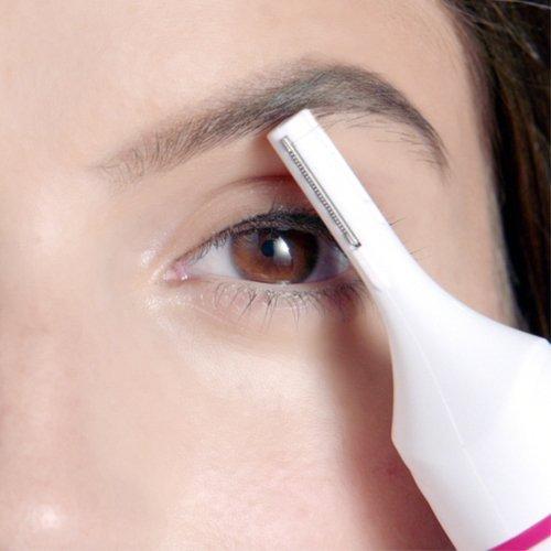 Dispositivo eléctrico para la depilación del rostro, axilas y zona bikini, Veet Sensitive Precision Beauty Styler: Amazon.es: Belleza