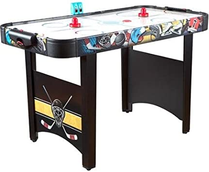 Mesa de Air Hockey sobre con medalla Sports 48