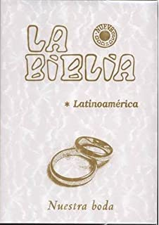 La Biblia latinoamérica para Boda