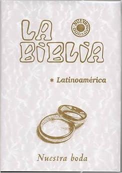 La Biblia latinoamérica para Boda: Amazon.com: Books
