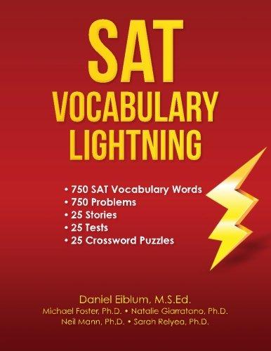 SAT Vocabulary Lightning