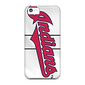 Waterdrop Snap-on Cleveland Indians Case For Iphone 5c