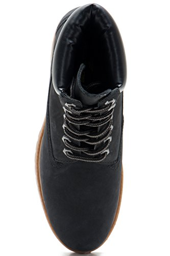 Red Tape Mens Buckland Black Casual Boot