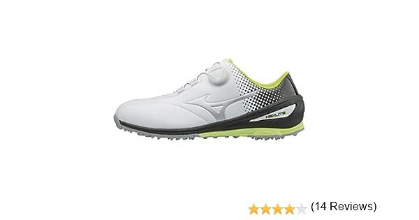 Mizuno 2018 NEXLITE 004 BOA Zapatos de golf impermeables sin ...