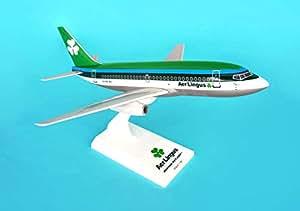 SkymarksSKR505Aer Lingus Boeing 737-200 1:130Snap-Fit Model