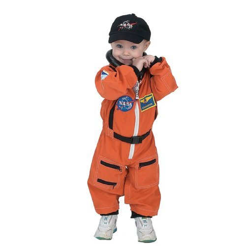 Jr. Astronaut Suit Toddler Costume - Baby 12-18 -
