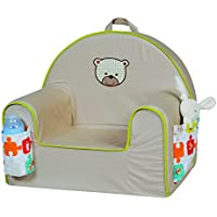 Candide Baby Smart Armchair with Spare Blanket