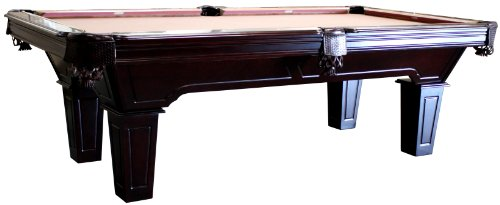 Empire usa signature series the pavillion pool table with for 1 inch slate pool table