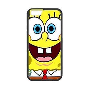 Pink Ladoo? iPhone 6 Case Phone Cover Hard Plastic SpongeBob ScratchResistant