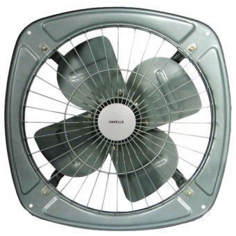 Indo Iron Exhaust Fan 9 Grey 230mm Amazon In Home Kitchen