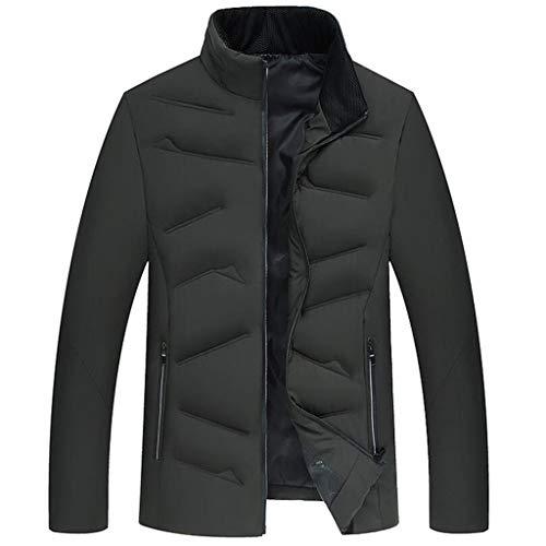 Épais S Doudoune Coton Moyen Âge Taille D'hiver Vert couleur Zjexjj nwtRxzz