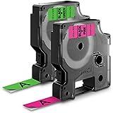 DYMO Standard D1 Labeling Tape, 1 Cartridge