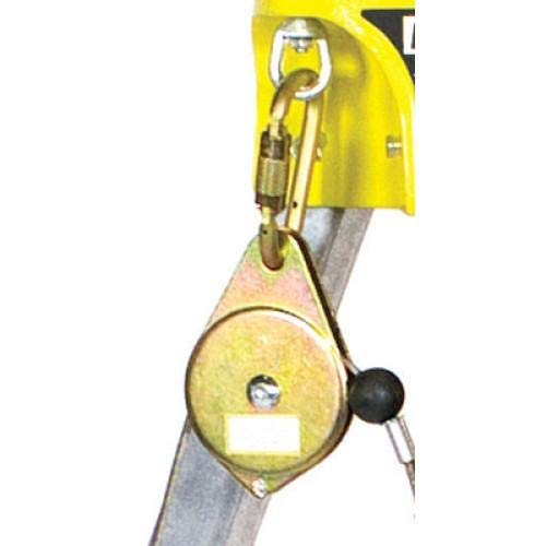 MSA Workman Confined Space Entry Split Mount Pulley