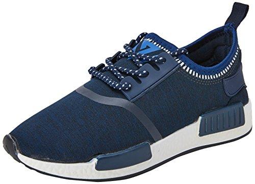 BEPPI Casual, Zapatillas de Deporte Unisex Niños Azul (Navy Blue)