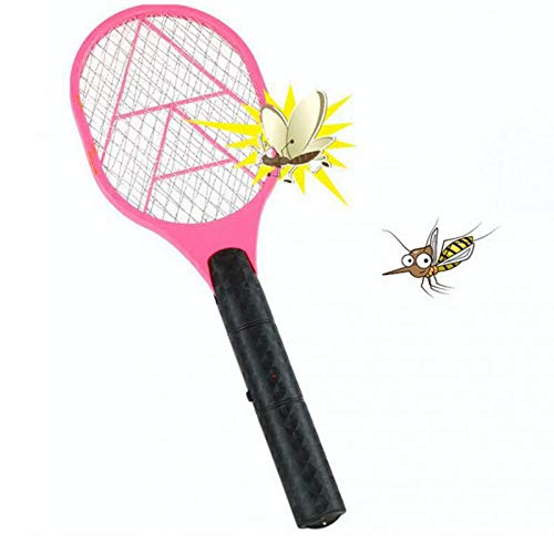 LOCHI Home Appliances Mosquito Swatter Battery Type Lightweight Mosquito Killer Multifunctional Kill Flies Summer Swatter