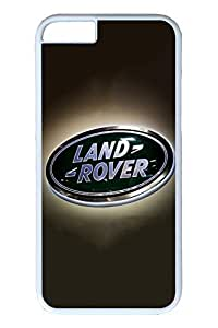 iPhone 6 Case - Protective Armor Hard Back Case for iPhone 6 Land Rover Car Logo 10 Exact Fit High Quality White Hard Cases for iPhone 6 4.7 Inches by mcsharksby Maris's Diary
