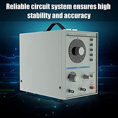 TAG-101 Signal Generator Offwhite High Accuracy Low Frequency Signal Generator
