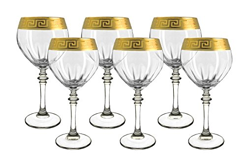 italian-8-inches-gold-accented-wine-glass-6-piece-set