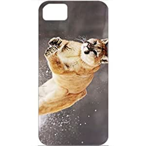 DIY Case For Sam Sung Note 4 Cover Customized Gifts Personalized With Animals Mountain Lion Wide Birds Animals White