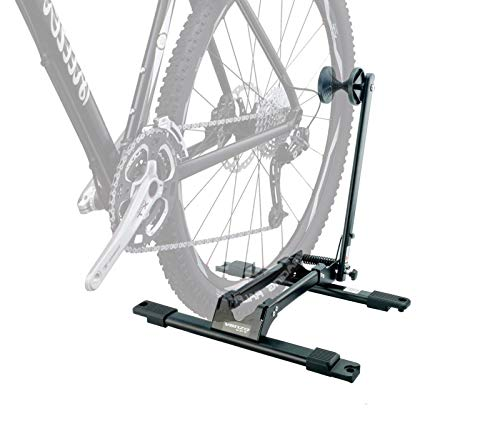 Cheap Venzo Bike Bicycle Deluxe Storage Floor Stand Rack