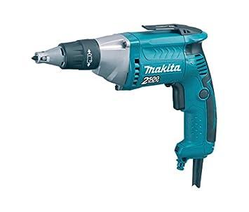 Makita FS2300 - Atornillador Con Tope Profundidad 570W 2500 Rpm 1.5 Kg Embrague Silencioso: Amazon.es: Bricolaje y herramientas