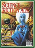 img - for SCIENCE FICTION AGE: January, Jan. 1993 book / textbook / text book