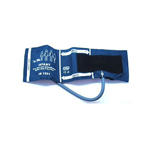 Neonatal Cuffs (6 Kinds Cuffs optional for Contec Blood Pressure Monitor Abpm50/o8a/o8c (Neonatal Cuff))