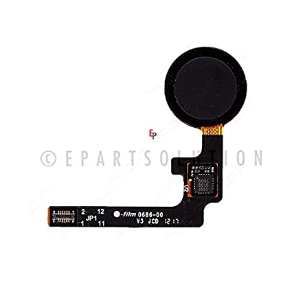 Amazon com: ePartSolution_Home Button Module Flex Cable