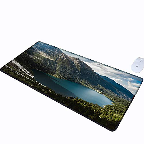 Textured Weaves Wallpaper - Comfortable Mousepad 4k Wallpaper Environment hd Wallpaper Special Treated Textured Weave Extended XXL Gaming Mouse Pad W15.7