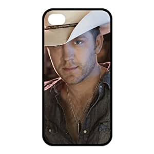 Pink Ladoo? iPhone 5 5s Case Phone Cover America country Music Singer Justin Moore