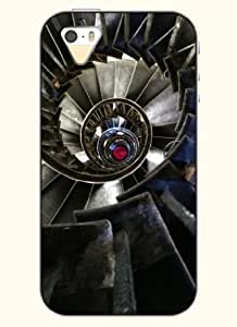 OOFIT Phone Case Design with Spiral Stair for Apple iPhone 4 4s 4g