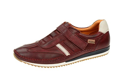 Pikolinos Men's M2A-6021 Liverpool Loafer Flats dunkelrot/bordo swZeODaAWG