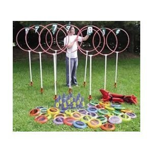Disc Golf Target Set (3-Hole) by Olympia