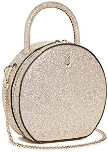 Kate Spade Andi Glitter Mini Canteen Bag